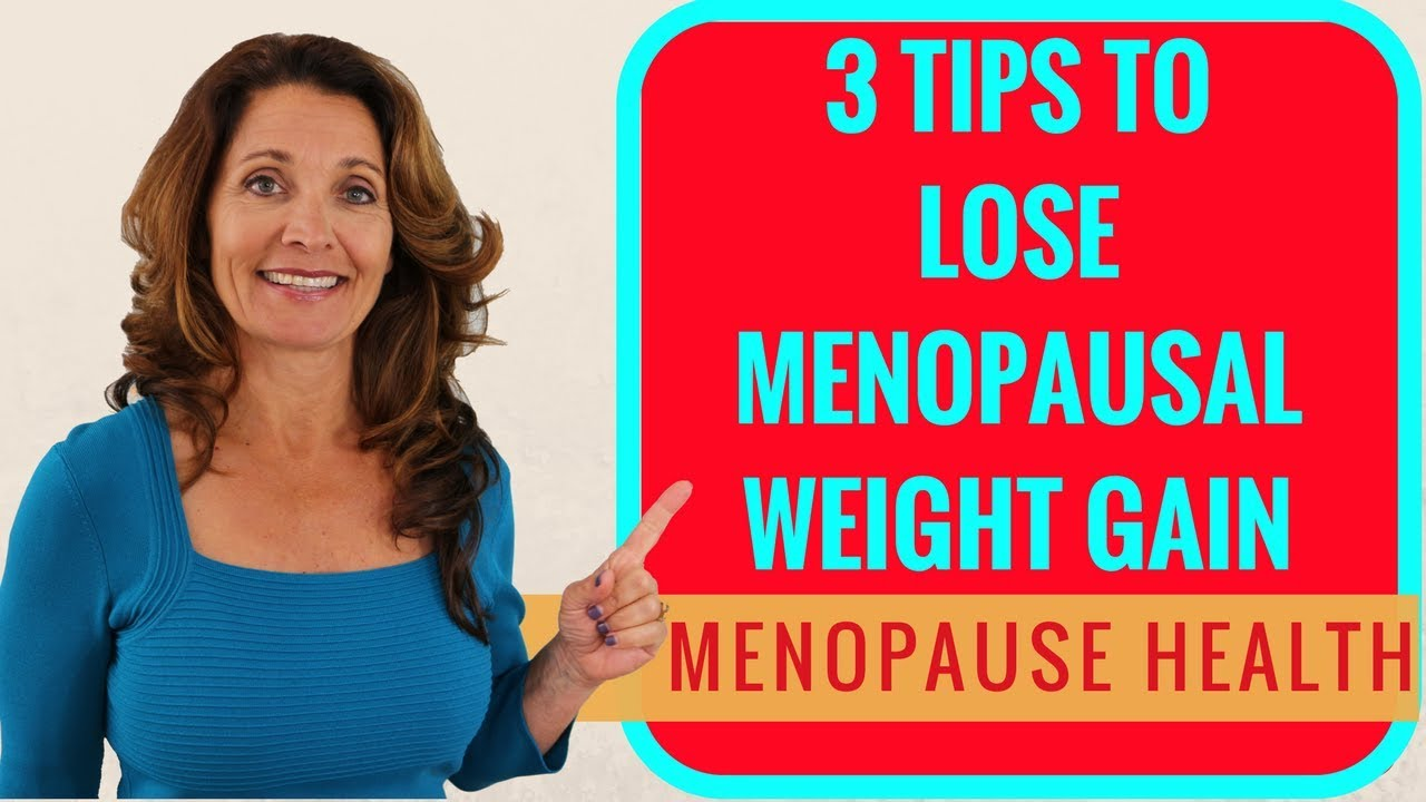 Perimenopause symptoms weight gain