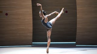Michaela DePrince in motion at Women in the World