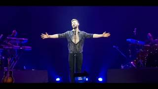 Download lagu You are the Reason Calum Scott live in Manila 2018 MP3