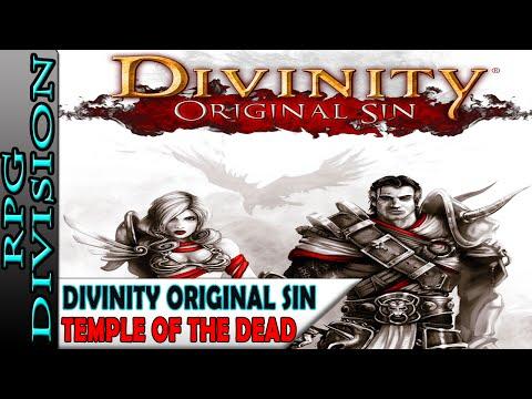 Divinity: Original Sin - Temple of The Dead Walkthrough