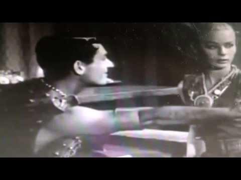1957 Abby Dalton Arm Wrestling