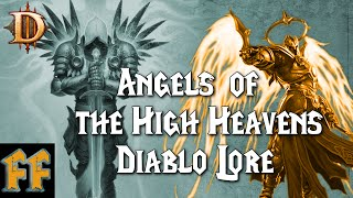 ANGELS OF THE HIGH HEAVENS - Diablo Lore - Diablo Angels