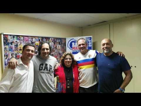Sitges 30 aniversario Entrevista Sudamerica XV Radio Marca