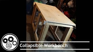 Collapsible Workbench