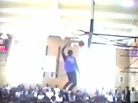 Shawn Welcome Dunk Contest 2001 - John Jay High School, Brooklyn, NY
