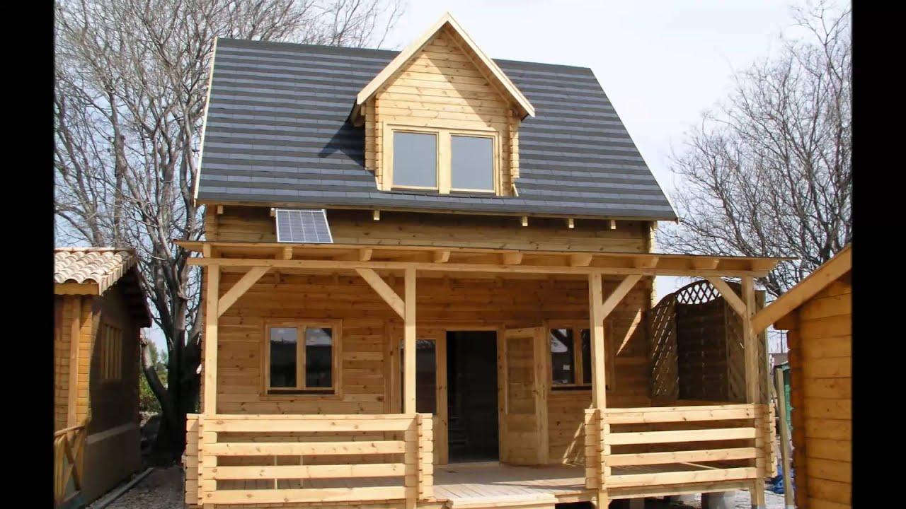 Trabajos realizados por casas de madera y m s youtube - Casas de madera y mas com ...