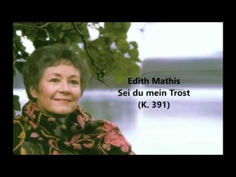 Edith Mathis: Songs of Wolfgang Amadeus Mozart