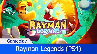 ▶ Rayman Legends, RU (PS4) — Начало игры на PlayStation 4 ᴴᴰ 1080p