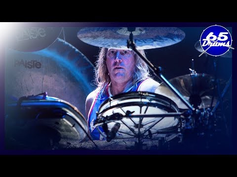 How Danny Carey Uses Electronic Drums