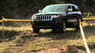 First Look At The Jeep Grand Cherokee With Nik J. Miles At Mud Fest