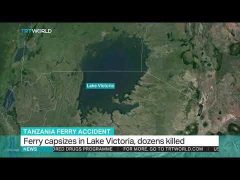 Ferry capsizes in Lake Victoria, dozens killed