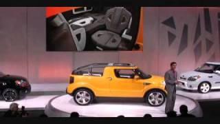 Soulster Concept, Kia, Detroit Auto Show.