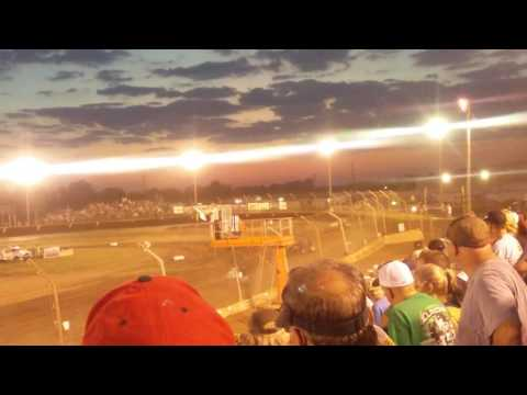 Sprint Car Feature Part 2/2  Kokomo Speedway