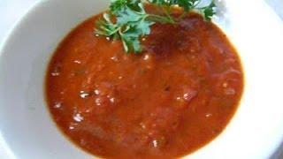 Salsa Marinara... receta italiana para pastas