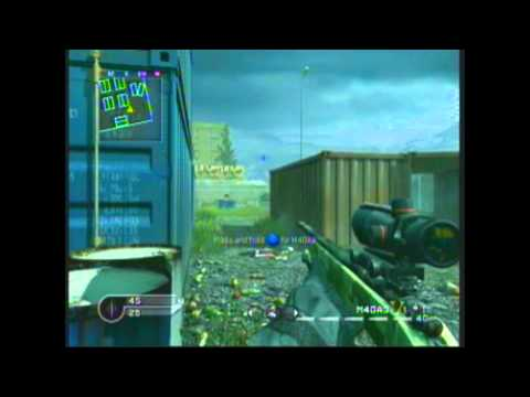 Call Of Duty: Double YY Kill Edit