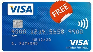 How to get a FREE VISA Card - Debit card from DigiBank by DBS without any Bank Account