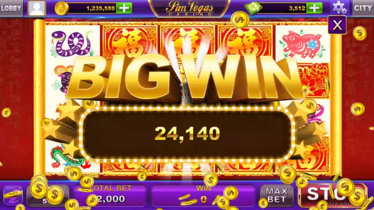 Sim Vegas Casino