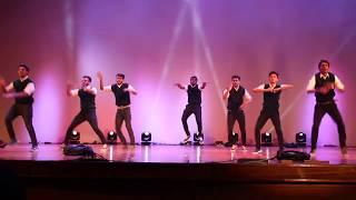 Galti Se Mistake Dance Team PUNYALANS  CHRIST UNIVERSITY DARPAN2017