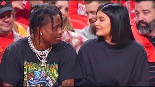 Kylie Jenner amp Travis Scott STORMI CUTEFUNNY Moments
