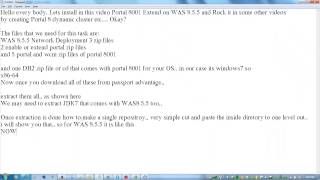 WebSphere 8.5.5 and JAVA SDK 7 installation on windows 7