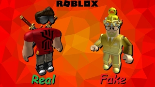 I MEET ObliviousHD And A Fake DanTDM !?!?! (Roblox Funny Moments)