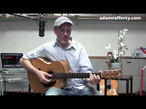 Guitar Harmony Lesson  Cool Move on an A Chord