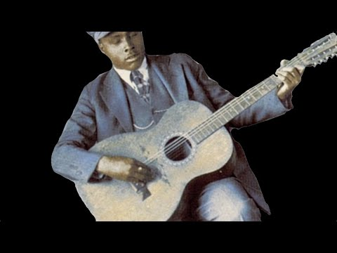 'Don't Let Nobody Turn You Around' BLIND WILLIE McTELL (1935) Georgia Blues Guitar Legend