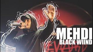 Mehdi BLACK WIND Boulevard 2018