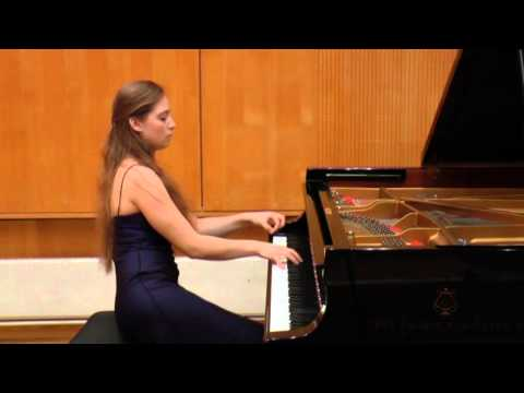 Daria Parkhomenko. Rachmaninov. Etude-tableaux op.39 №2 a-moll