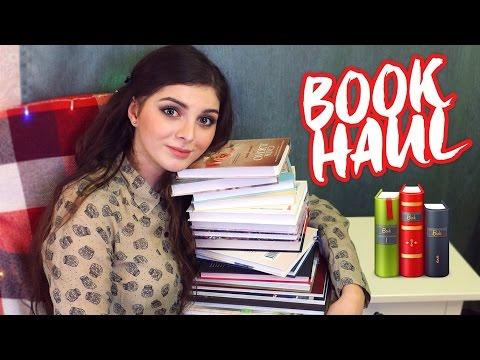 КНИЖНЫЕ ПОКУПКИ / Очень много книг!  ☺️❤️📚