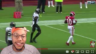 Tyreek Hill vs Jalen Ramsey Full Duel Highlights HD Jaguars vs Chiefs || NFL