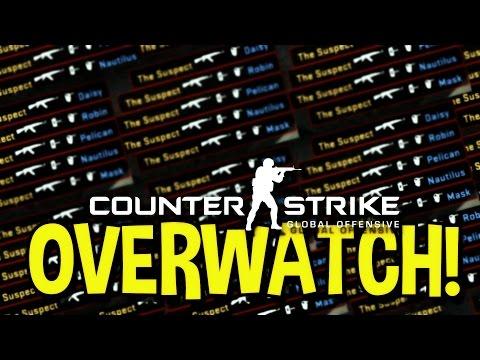 Touchpad Hacker (CS:GO Overwatch)