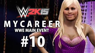 WWE 2K15 (Xbox One) MyCareer w/ Captain Falcon #10 - WWE Main Event