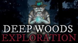 5 TRUE Scary Deep Woods Exploration Stories (Vol. 7)