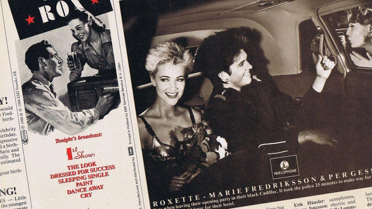 roxette dressed for success us single mix the biggest hits roxette dressed for success us single mix the biggest hits xxx 2014