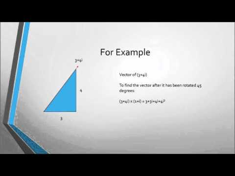 UOW-Math 142 Complex numbers
