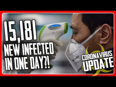 Coronavirus Worst Day Yet Explained   15,181 NEW CASES   COVID-19 VLOG
