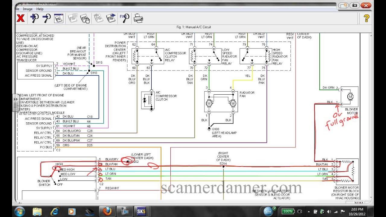 2001 Ford Focus Engine Bay Diagram