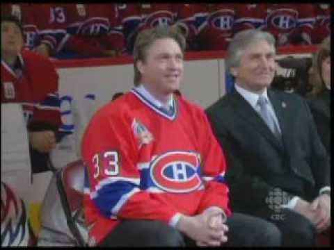 Patrick Roy's Jersey Retirement [1/3]