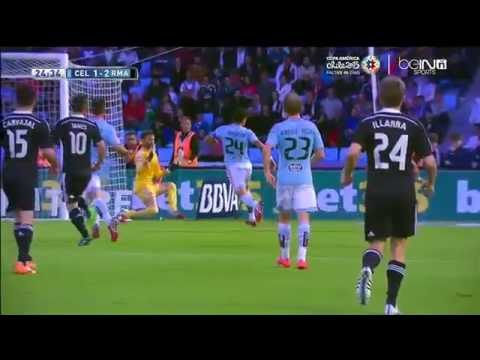Gol Javier Chicharito Hernandez vs Celta Vigo 26/04/2015