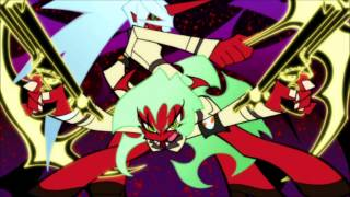 Scanty And Kneesocks Theme (Sim Gretina Rurumix)