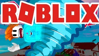 ROBLOX : LE PLUS GRAND TSUNAMI DU MONDE