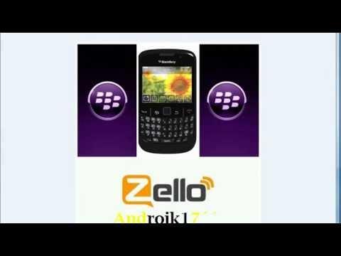 zello para blackberry 8520 sin app world