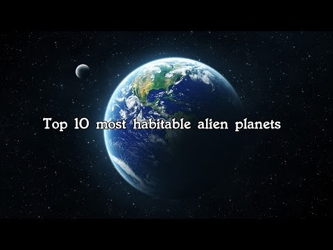 top 10 most habitable planets - photo #2