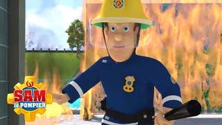 Le sauvetage Froggy de Super Sam!   Pompier Sam Officiel   Dessins animés pour enfants