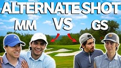 Epic 2 v 2 Alternate Shot Match | Garrett & Stephen Vs. Micah & Matt
