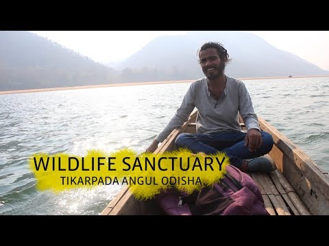 Wildlife Sanctuary Tikarpada Angul Odisha | TSS Vlogs | Satakosia Tiger Reserves in India