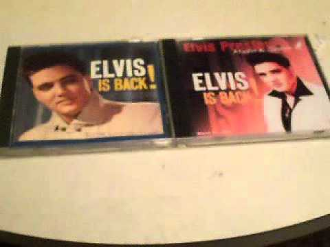 ELVIS PRESLEY: Master And Session - Elvis Is Back Fame And Fortune Takes 1-9