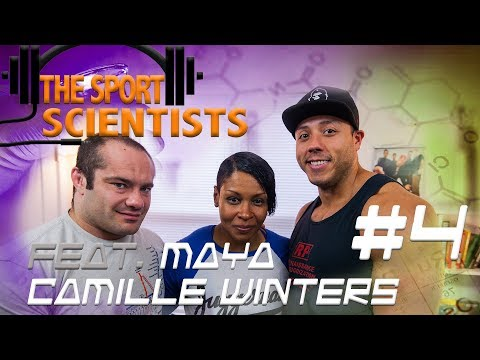 The Sport Scientists Podcast EP 4- Maya Camille Winters