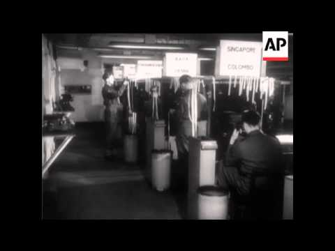 Royal Signals  - TRAILER - 1949